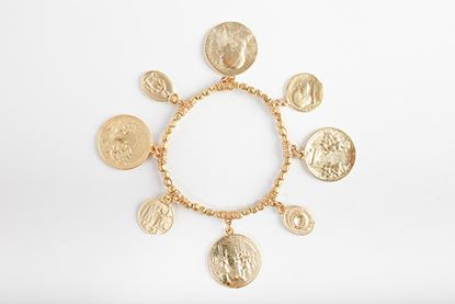 Picture of MULTI COIN BRACELET