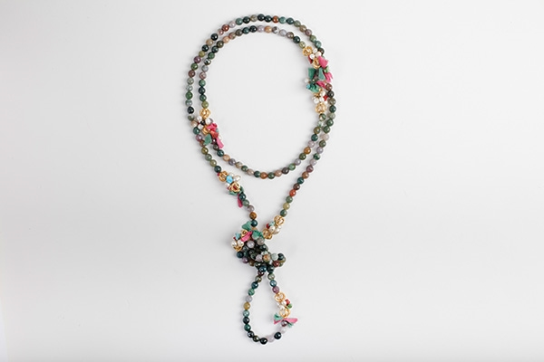 Picture of CHARLESTON NECKLACE TOURMALINE
