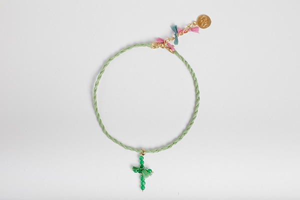 Picture of CANDY CROSS- GREEN