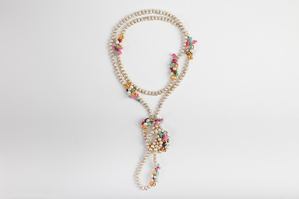 Picture of CHARLESTON NECKLACE PEARLS