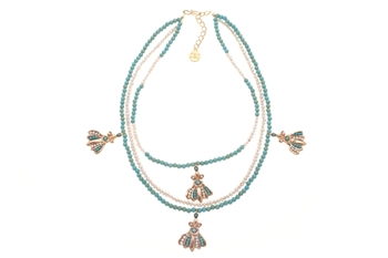 Picture of CANDELA NECKLACE TURQUOISE
