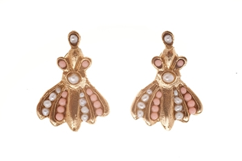 Picture of CANDELA EARRING CORAL