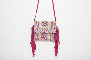 Picture of LULU BAG PINK  7