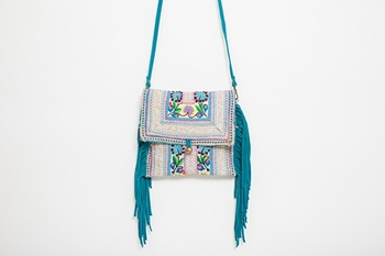 Picture of LULU BAG BLUE 4