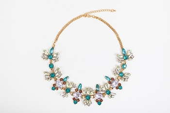 Picture of AQUA NECKLACE