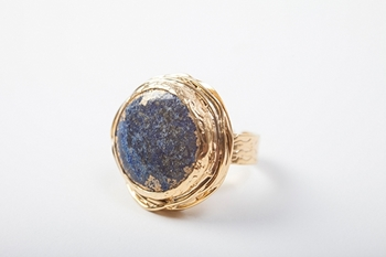 Picture of SUN RING BLUE