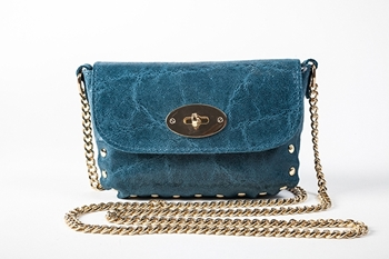 Picture of MINI STUD BAG BLUE