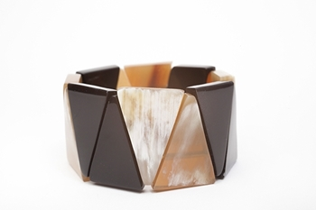 Picture of TRIANGLE HORN BRACELET