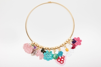 Picture of CROCHET NECKLACE 1