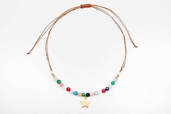 Picture of CANDY STAR NECKLACE