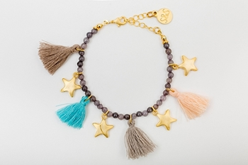 Picture of ESTRELLA BRACELET GREY