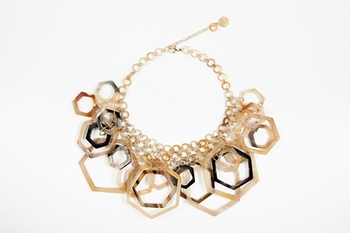 Picture of GEOMETRIC NECKLACE