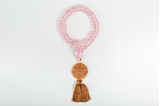 Picture of JADE LONG PENDANT OPAL PINK