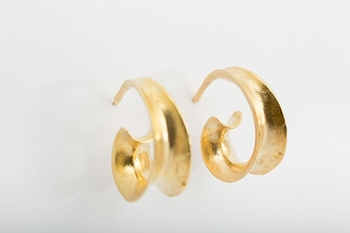 Picture of SPIRAL EARRING