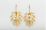 Picture of TROPICAL EARRING PEARL