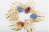 Picture of TROPICAL BROOCH PEARL