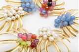 Picture of TROPICAL BROOCH MULTICOLOR