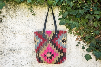 Picture of KILIM SHOPPING BAG 5
