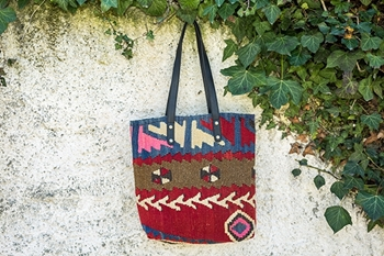 Picture of KILIM SHOPPING BAG 7