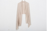 Picture of CASHMERE XL SCARF-BEIGE
