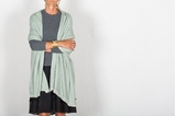 Picture of 100% CASHMERE SCARF- GREEN