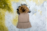 Picture of POMPON HAT CREAM/ ADULT