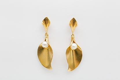 Picture of LIRIO EARRING-PEARL