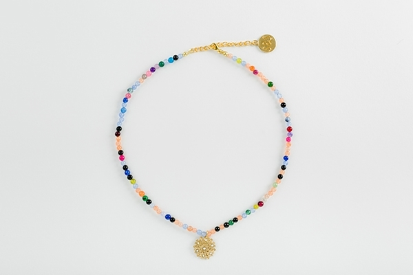 Picture of BLOSSOM NECKLACE - MULTICOLOR