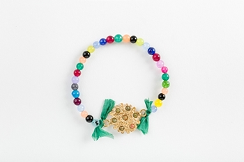 Picture of BLOSSOM BRACELET - MULTICOLOR