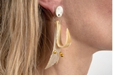 Picture of FOREST HORN EARRING
