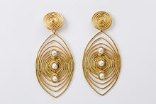 Picture of MASAI EARRING - PEARL