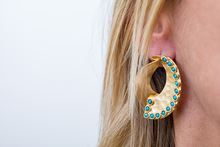 Picture of VENECIA EARRING - TURQUOISE
