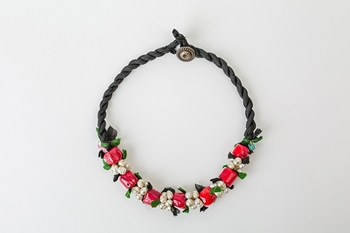 Picture of SPRING NECKLACE - CORAL