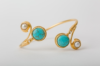Picture of BYZANTINE BRACELET TURQUOISE
