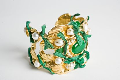 Picture of MODERNIST BRACELET GREEN
