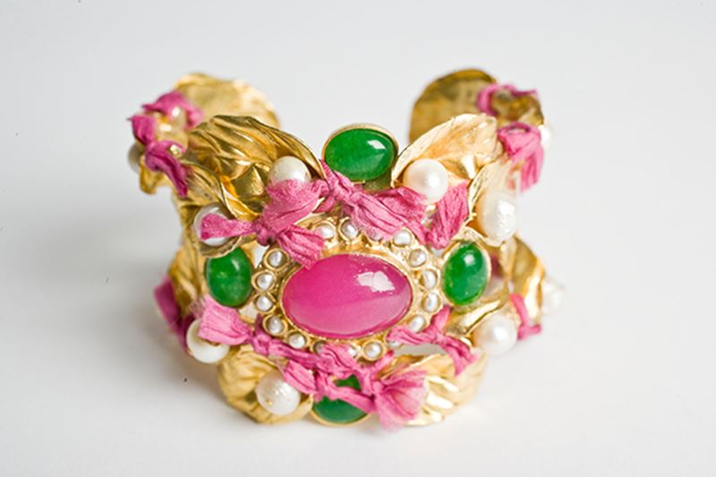 Picture of MODERNIST BRACELET FUXIA