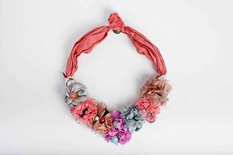 Picture of GYPSY NECKLACE PINK