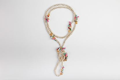 Foto de CHARLESTON NECKLACE PEARLS