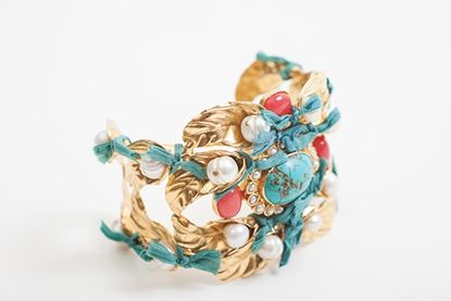 Picture of MODERNIST BRACELET TURQUOISE