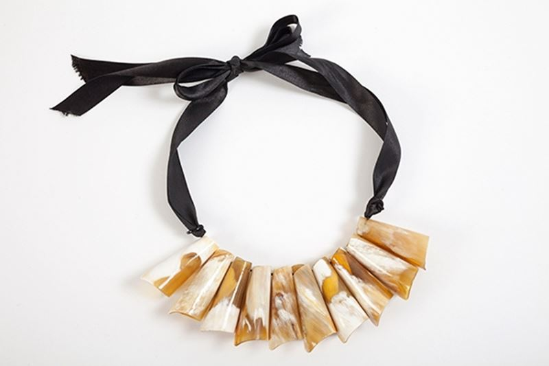 Picture of TUBE HORN NECKLACE