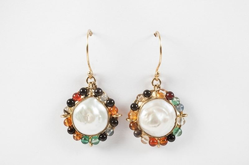 Picture of CATALINA EARRING MULTICOLOR