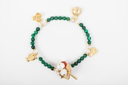 Picture of CHARLOT BRACELET MALACHITE