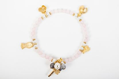 Picture of CHARLOT BRACELET PINK