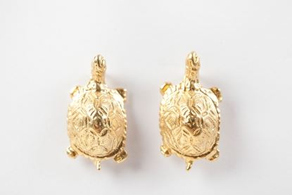 Picture of TORTOISE EARRING
