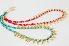 Picture of INCA NECKLACE - TURQUOISE