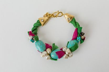 Picture of SPRING BRACELET - TURQUOISE