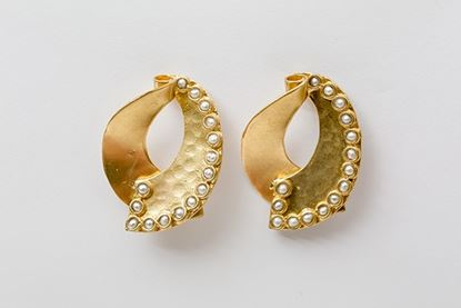 Picture of VENECIA EARRING - PEARL