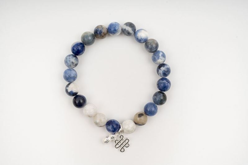 Picture of AMULETO BRACELET BLUE