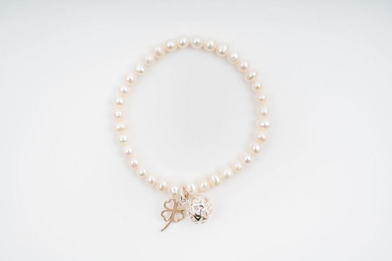 Picture of AMULETO BRACELET PEARLS