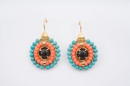 Picture of ELEONORA EARRING TURQUOISE